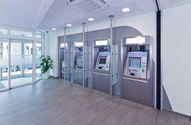 Bankeinrichtung & -ausstattung