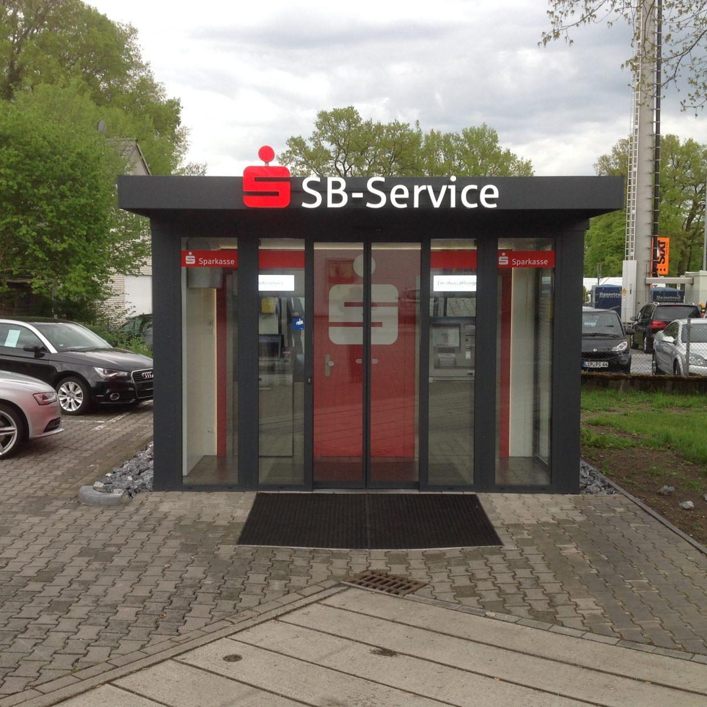 "SB-Pavillon für die Sparkasse Bielefeld: ""plug & play"""