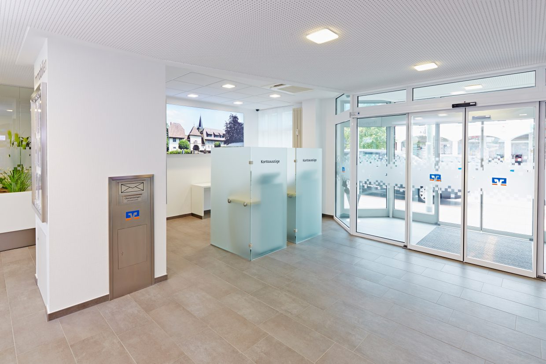 Umbau der Filiale der Volksbank Osnabrück eG in Bersenbrück