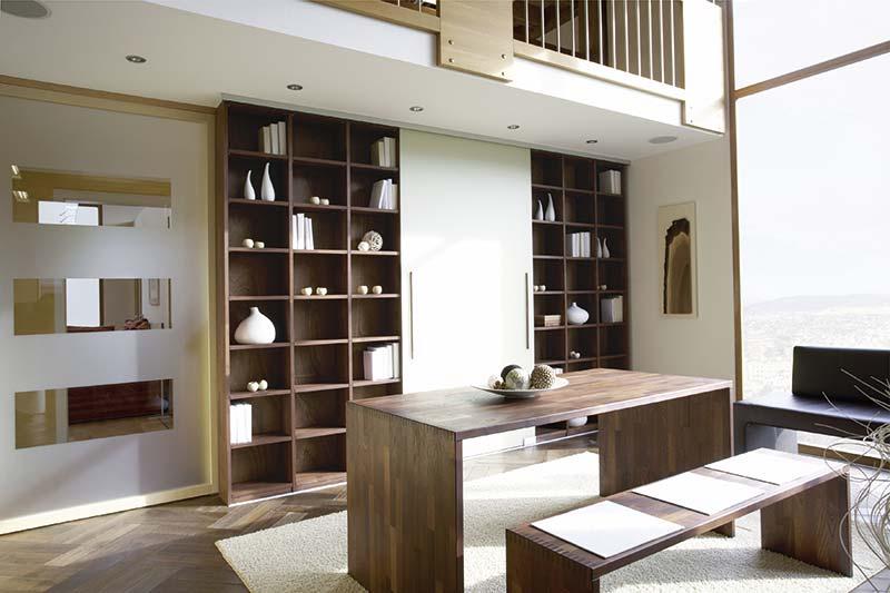 Innenausbau und Möbel für Privatkunden