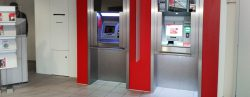 Automaten Unterfahrt